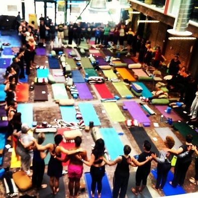 2014 Queer Yoga Gathering